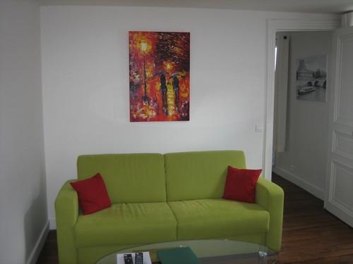 location studio meubl court s jour semaine week end paris. Black Bedroom Furniture Sets. Home Design Ideas